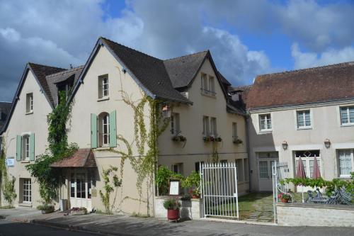 Relais de la Mothe : Hotel near Leigné-les-Bois