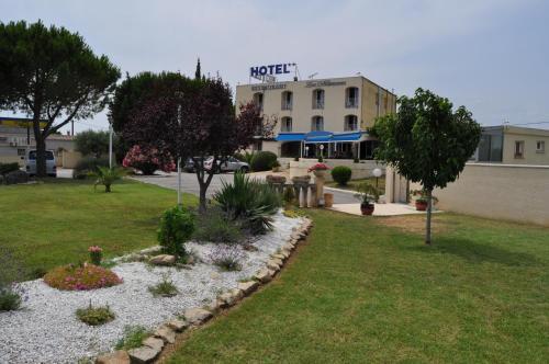 Les Mimosas : Hotel near Villetelle