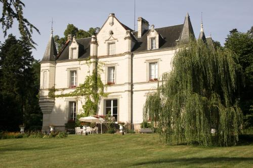 Château de Mont-Félix : Guest accommodation near Saint-Flovier