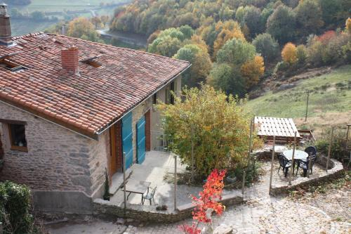 Gites Des Esselards : Apartment near Brindas