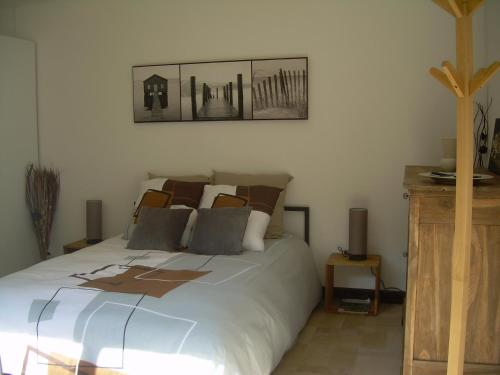 L'Annexe : Guest accommodation near Anzin-Saint-Aubin
