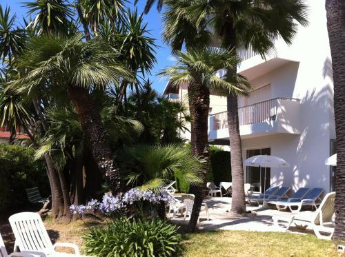 Résidence Carlton : Guest accommodation near Saint-Jean-Cap-Ferrat