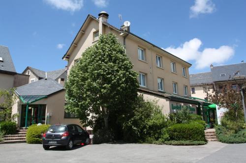Hôtel Le Palous : Hotel near Druelle