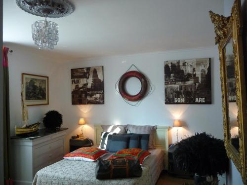 Escale de Loire : Bed and Breakfast near Savigny-en-Véron