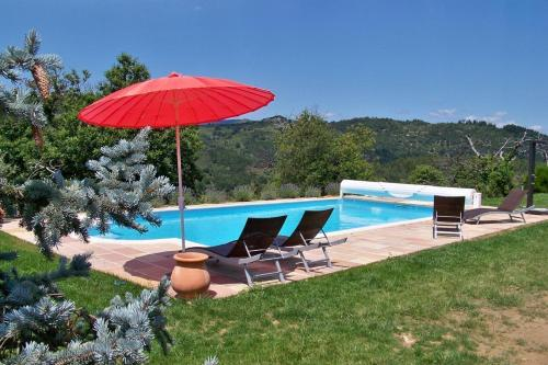 Mas de Bouilhac : Bed and Breakfast near Pranles
