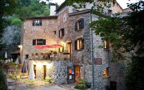 La Guerite : Bed and Breakfast near Saint-Antonin
