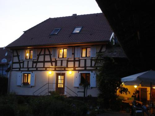 Chat au Grumbach : Bed and Breakfast near Riespach