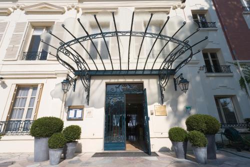 Pavillon Henri IV : Hotel near Le Vésinet