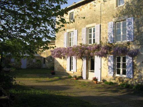Le Mouillage Vert : Bed and Breakfast near Saint-Léger-de-la-Martinière
