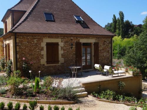Domaine de La Bessade : Guest accommodation near Sainte-Alvère