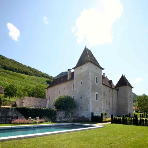 Château de La Mar Chambres d'Hôtes : Bed and Breakfast near Lavours