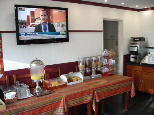 Première Classe Poissy Achères : Hotel near Achères