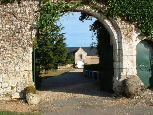Résidences Le Clos du Manoir - Self Cooking : Guest accommodation near Pacy-sur-Eure
