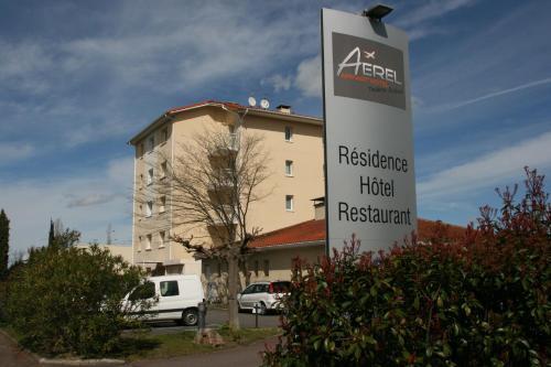 Aerel Toulouse Blagnac Aéroport : Hotel near Mondonville