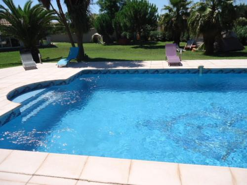 Résidence des Palmiers : Apartment near Pia