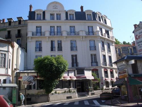 Hôtel de Paris : Hotel near Chaptuzat