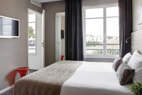 Best Western Paris Porte de Versailles : Hotel near Clamart