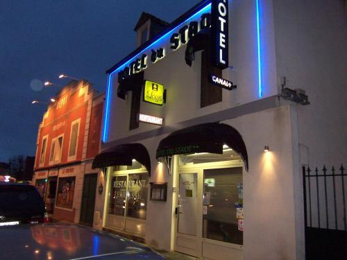 Hôtel Restaurant Du Stade : Hotel near Beire-le-Fort