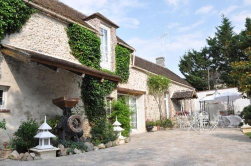 La Bergerie des Anges : Guest accommodation near Bussy-le-Repos