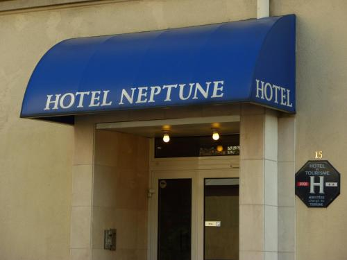 Neptune : Hotel near Paris 13e Arrondissement