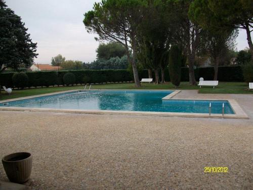 Villafaby : Apartment near Morières-lès-Avignon