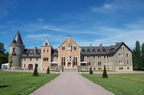 Château de Beguin - Hôtel Luxe : Hotel near Pouzy-Mésangy