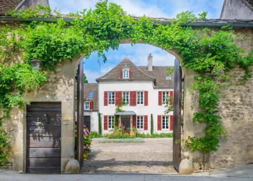 Maison le Village - Maison d'Hôtes : Guest accommodation near Charnay-lès-Chalon