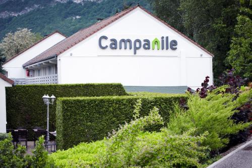 Campanile Grenoble Nord - Saint-Egrève : Hotel near Mont-Saint-Martin