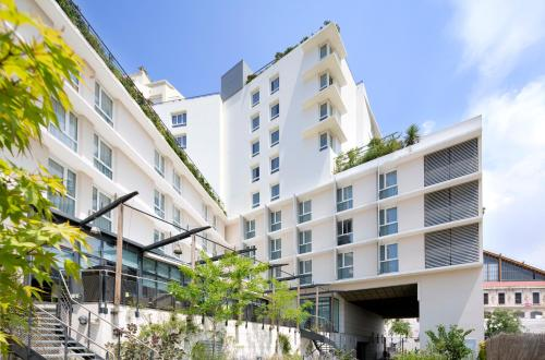Holiday Inn Express Marseille Saint Charles : Hotel near Marseille 3e Arrondissement