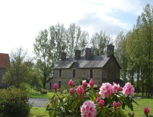 Le Manoir du Butel : Bed and Breakfast near La Barre-de-Semilly