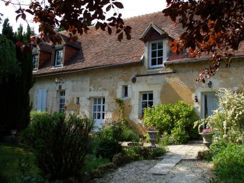 Jardin la Bourdonnière : Guest accommodation near Saint-Quentin-de-Blavou