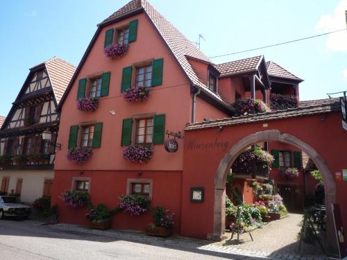 Hôtel Winzenberg : Hotel near Dambach-la-Ville