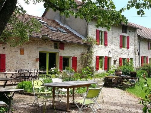 Les Basses Portes : Bed and Breakfast near Saint-Rambert-en-Bugey