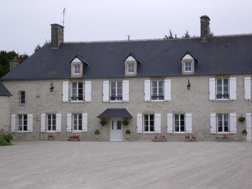 Au Refuge des Alliés : Guest accommodation near Saint-Côme-du-Mont