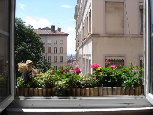 Chambres Les Soyeuses : Guest accommodation near Lyon 1er Arrondissement