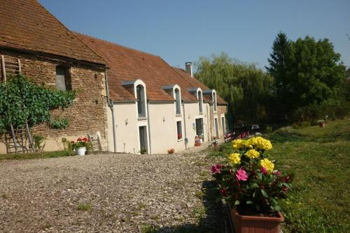 Chez Virginie : Guest accommodation near Jouancy