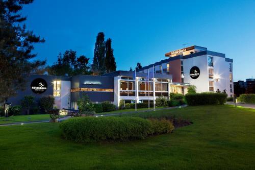 Diana Hôtel Restaurant & Spa : Hotel near Nordheim