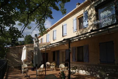 Le Bosquet : Guest accommodation near La Palud-sur-Verdon