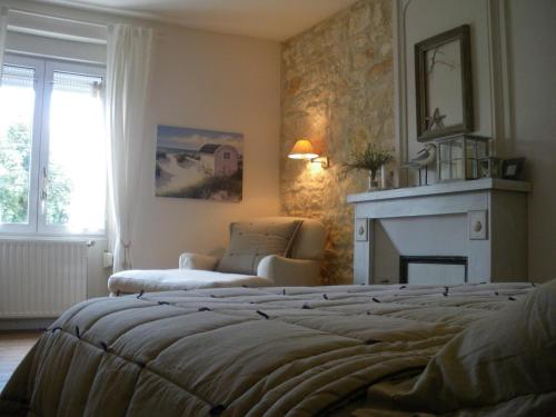 Les Persiennes : Guest accommodation near Berneuil