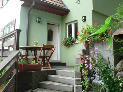 Gite de la Lisière du Bois : Guest accommodation near Romagny