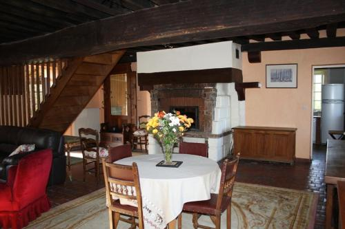 Le Petit Mingot : Guest accommodation near Frasnay-Reugny