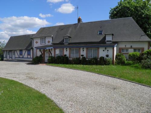 Le Chat Chocolat : Bed and Breakfast near Gerberoy