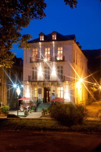 Hôtel Aquitaine : Hotel near Saint-Mamet