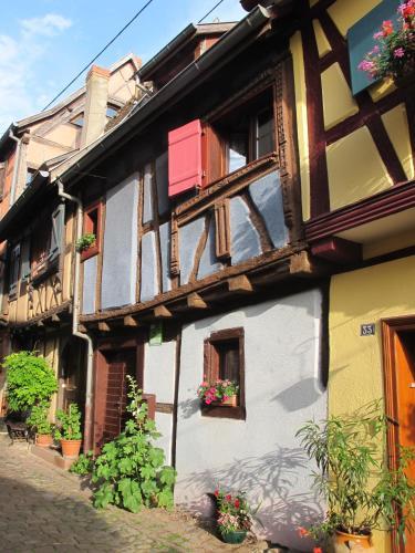 Gîte au Coeur d'Eguisheim : Guest accommodation near Herrlisheim-près-Colmar