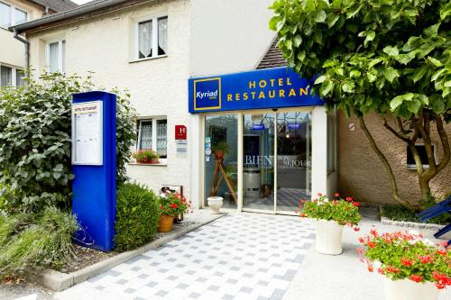 Kyriad Mulhouse Nord Illzach : Hotel near Baldersheim