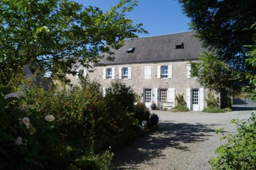 Cottage de Claids : Bed and Breakfast near Gratot