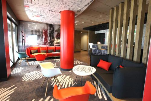 ibis Aurillac : Hotel near Aurillac