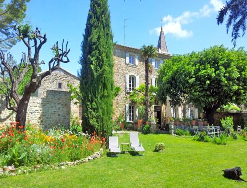 La Bastide Des Cèdres : Bed and Breakfast near Le Pègue