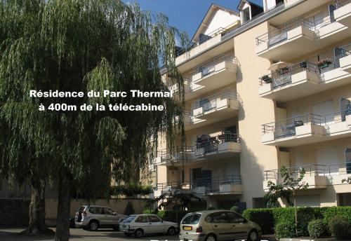 Appartements dans Résidence de Luchon : Apartment near Castillon-de-Larboust