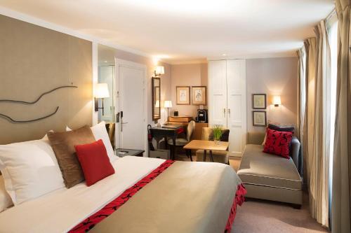 La Villa Madame : Hotel near Paris 6e Arrondissement